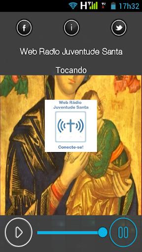 Web Rádio Juventude Santa