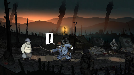 Valiant Hearts The Great War 1.0.1 Cheat screenshots 7