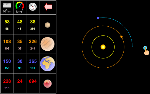 Kepler's Laws 1.12 screenshots 1