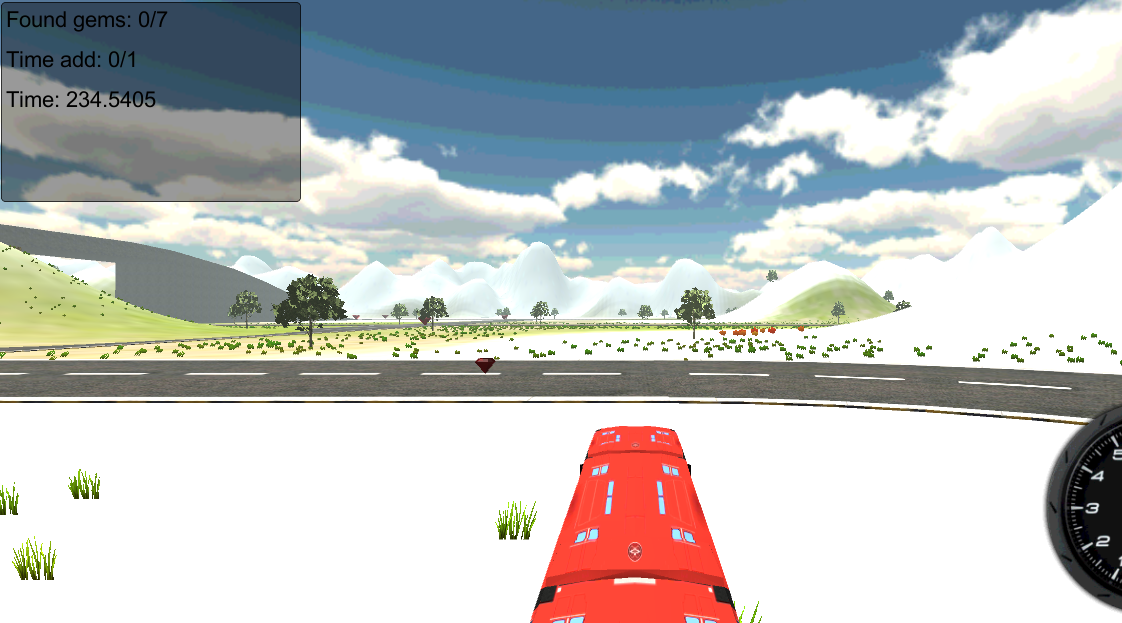 Real Bus Driving Simulator 3D - screenshot