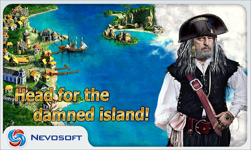 Pirateville 2: pirate island apk v1.0 - Android