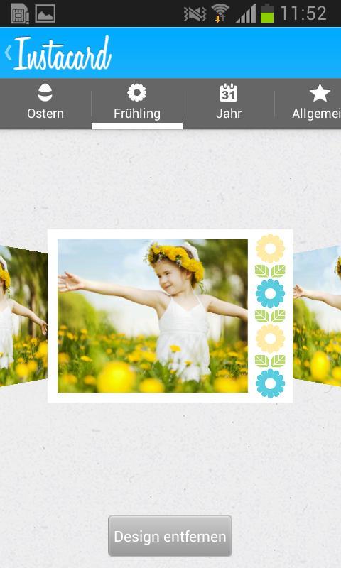 Pixum Instacard Postkarte- screenshot