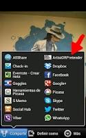 Screenshot of rate art - Artist OR Pretender