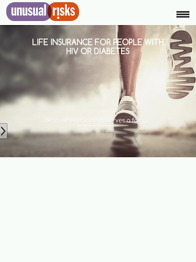 Life Insurance for people HIV