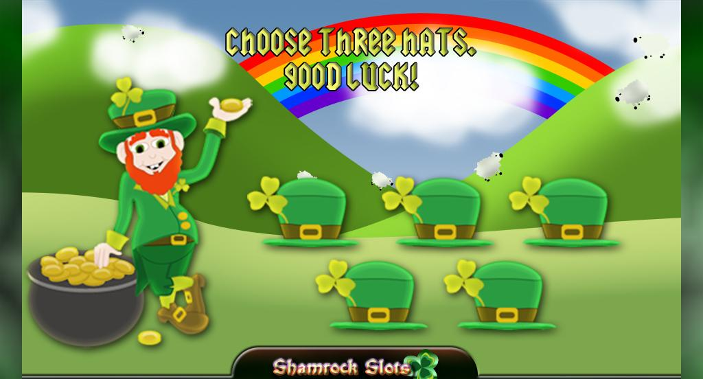 Gold Leaf Clover Slot - Play for Free Instantly Online