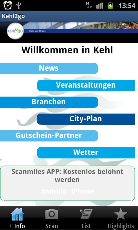 Kehl2go - screenshot