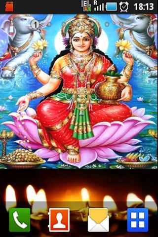 Laxmi Puja Aarti LiveWallpaper