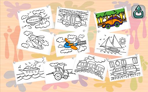 玩免費教育APP|下載Joyful Colorbook app不用錢|硬是要APP
