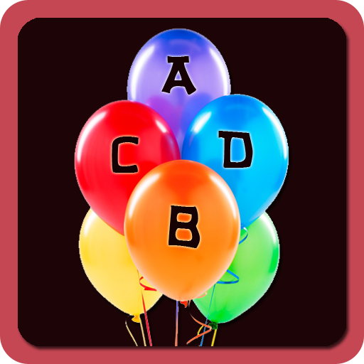 ABCD Balloon game/Learn ABCD 教育 App LOGO-APP開箱王