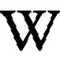 Offline Wikipedia logo