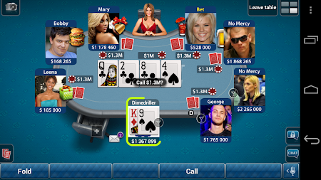 Pokerist for Tango 5.4.21 screenshot 1934