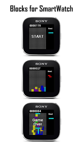 Blocks for SmartWatch