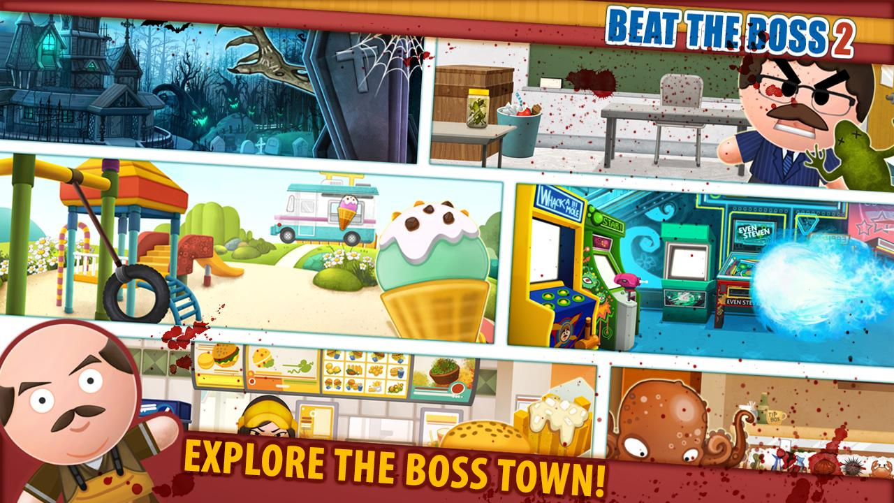 Beat the Boss 2 (17+): captura de pantalla
