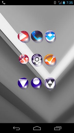 Tha Drop - Icon Pack