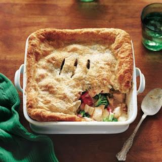Tuscan-style Chicken Pot Pie