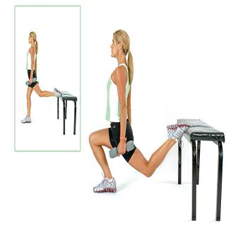 【免費健康App】Squat Challenge For Women-APP點子