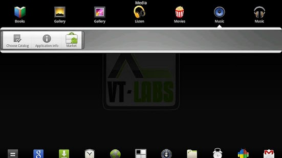 VTL.Launcher- screenshot thumbnail