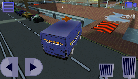 3D Parcel Delivery Simulator 2- screenshot thumbnail