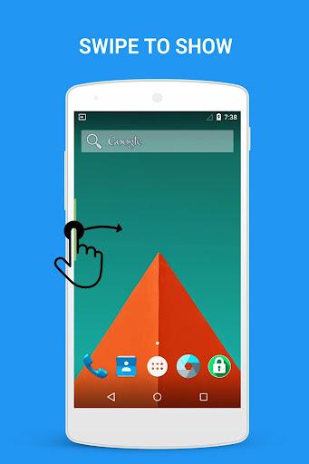 Sidebar - Quick Launch App