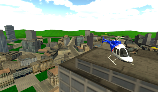 City Helicopter  screenshots 4
