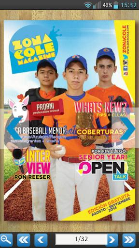 Zonacole Magazine