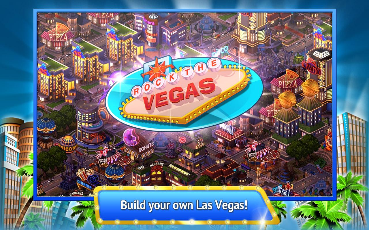Rock The Vegas- screenshot
