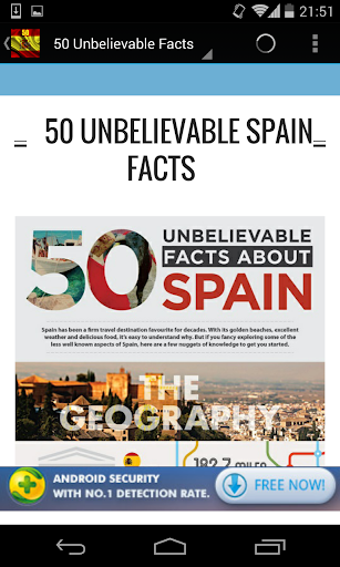 50 Unbelievable Spain Facts