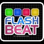 Flash Beat Puzzle Game