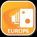SpeedCam Detector Europe icon