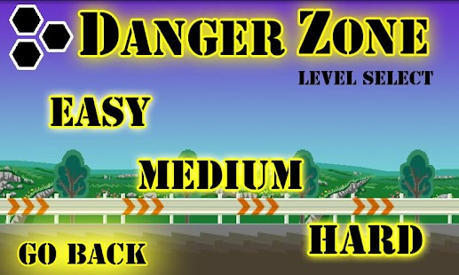 Danger Zone- screenshot thumbnail