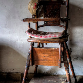 old chair by Greg Warnitz  - Artistic Objects Antiques