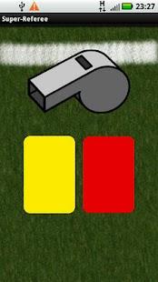 Super-Referee, Football- screenshot thumbnail