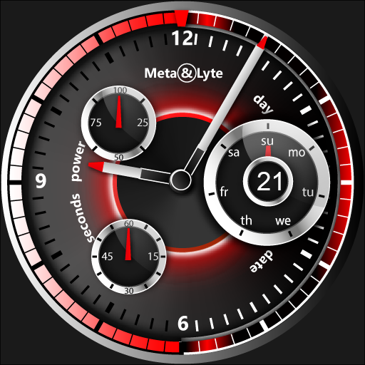 MetaLyte Design Watch Face
