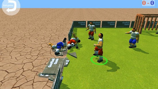 Goofball Goals Soccer Game 3D- screenshot thumbnail