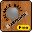 Balance Ball Labyrinth Free logo
