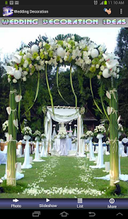 Wedding decoration ideas apps on google play screenshot image junglespirit Images