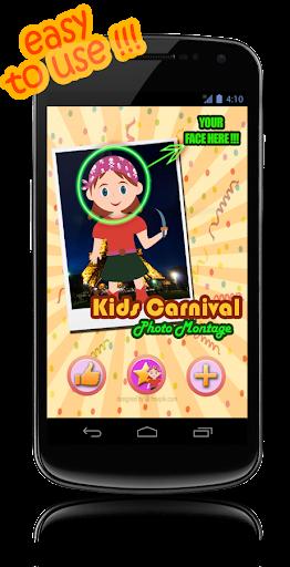 Kids Carnival Photo Maker