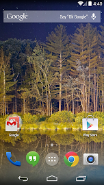 Google Now Launcher Screenshot 1