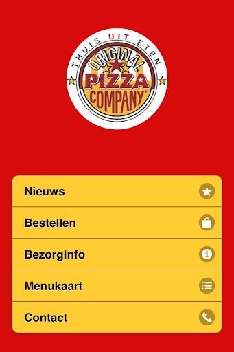Original Pizza Company LWD