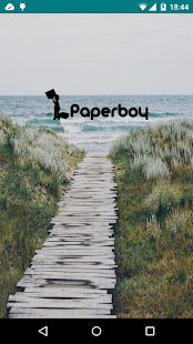 Paperboy | Feedly | RSS | News reader - náhled