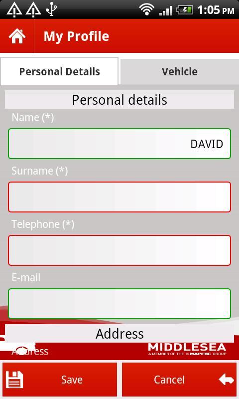 Middlesea iAssist- screenshot