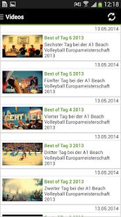 A1 Beach App - screenshot thumbnail