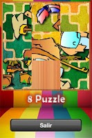 Screenshot of 8 Puzzle