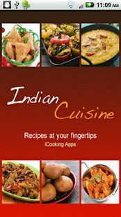 iCooking Indian - screenshot thumbnail