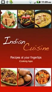 iCooking Indian - screenshot thumbnail