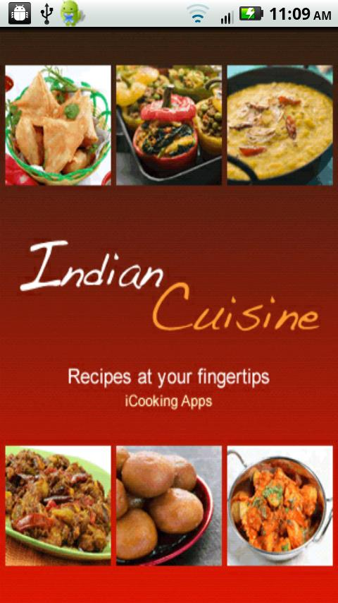 iCooking Indian- screenshot
