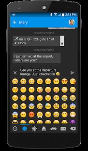 Textra SMS Emojis