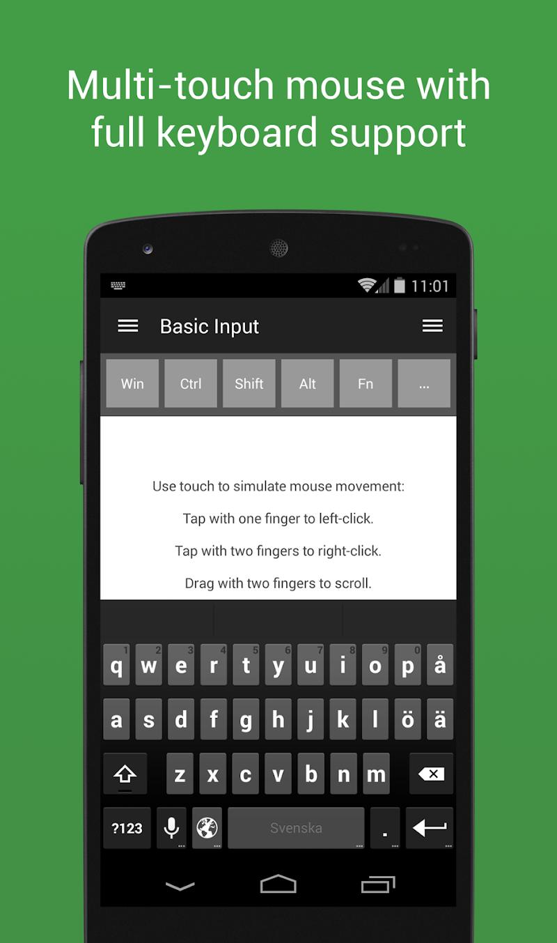 Unified Remote Full Screenshot 3