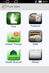 Pure Islam - screenshot thumbnail