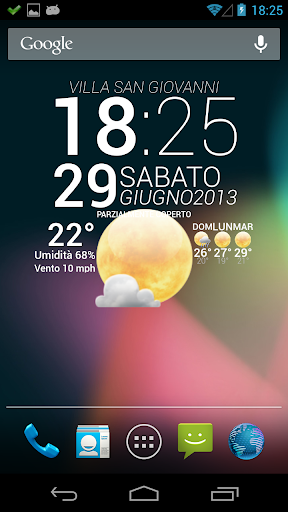 Widgets Now Theme Two